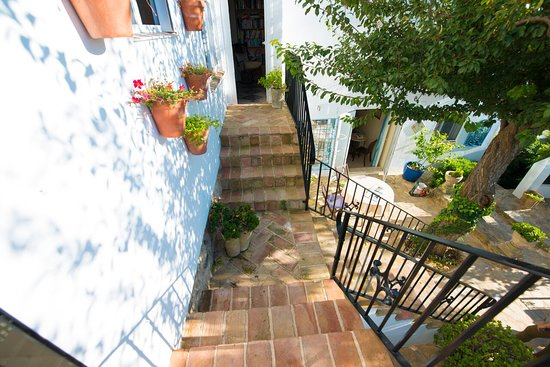 La Vista de Medina: Entrance to Studio 6
