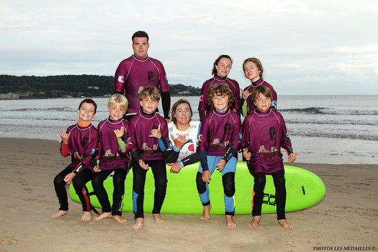 Ecole de Surf Lehena照片