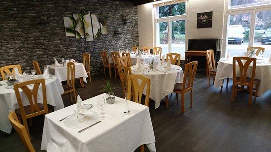 Thann, France: salle de restaurant