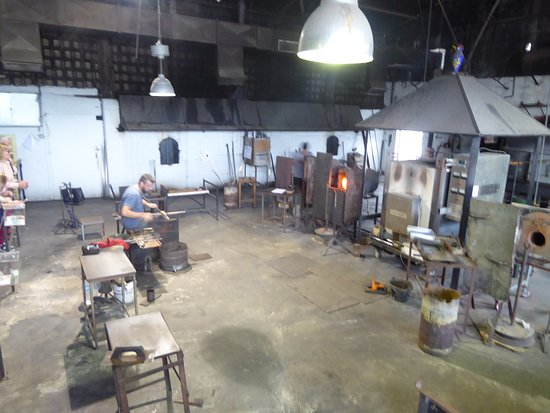 Lafiore : Vista del taller artesano