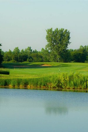 Blaine, MN: Beauty everywhere. This is the best golf value in town. Tournament quality course, excellent sta