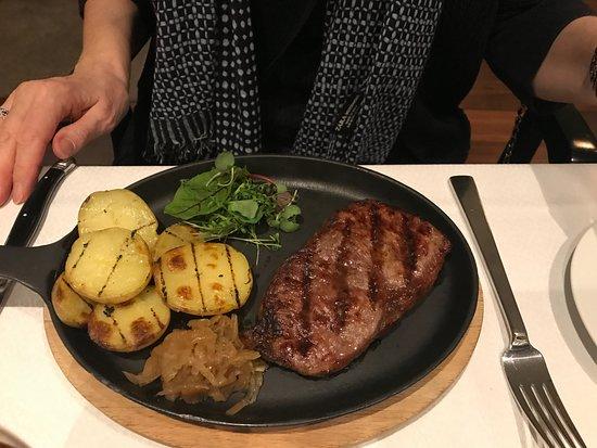 Restaurante Bistro4: Hovedrett B
