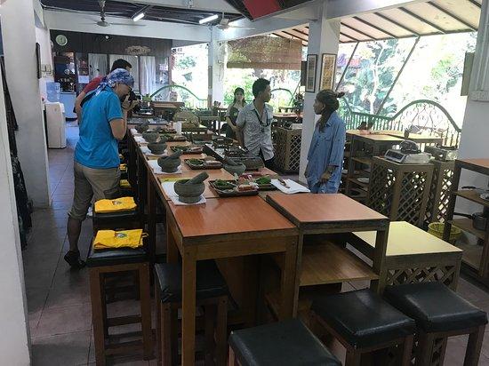 LaZat Malaysian Cooking Class照片