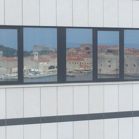 Hotel Excelsior Dubrovnik: Views from the room