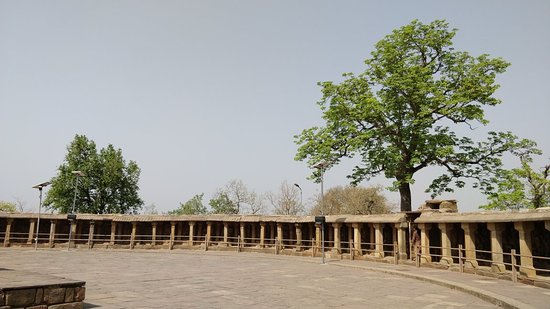 Chausat Yogini Temple Foto