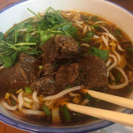 Foto de Beef Noodles Shop