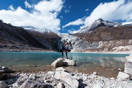 Rustic Himalayan Adventure: langtang valley trip