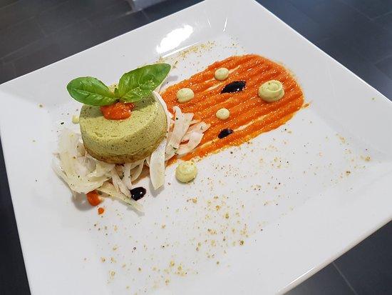 Ristorante Vela Bianca: piatti Vela Bianca