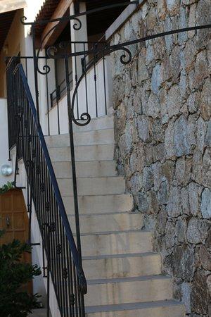 Résidence-Club Odalys Les Hameaux de Capra Scorsa : L'accès
