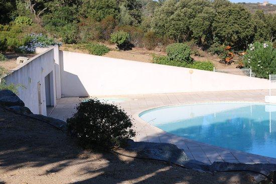 Résidence-Club Odalys Les Hameaux de Capra Scorsa: Vue du site