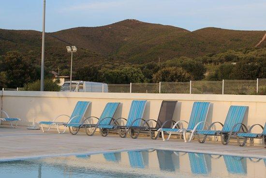 Residence-Club Odalys Les Hameaux de Capra Scorsa: Vue du site