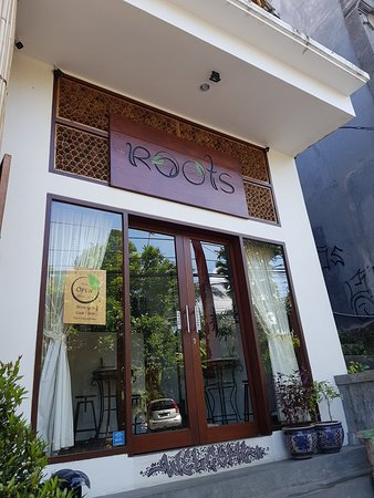 Roots: Entrance