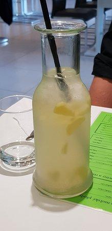 Restaurace U Cisare: Domácí limonáda