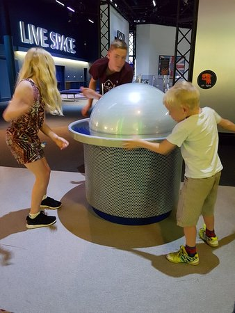 National Space Centre Photo