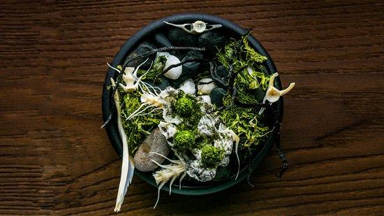 NOA Chef's Hall : Fish Skin