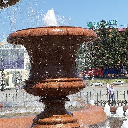 Lenin Square: Площадь Ленина