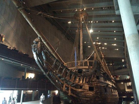 Musée Vasa: Navio Vasa