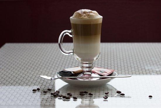 Cafe Bella Vista : Coffee latte BOU