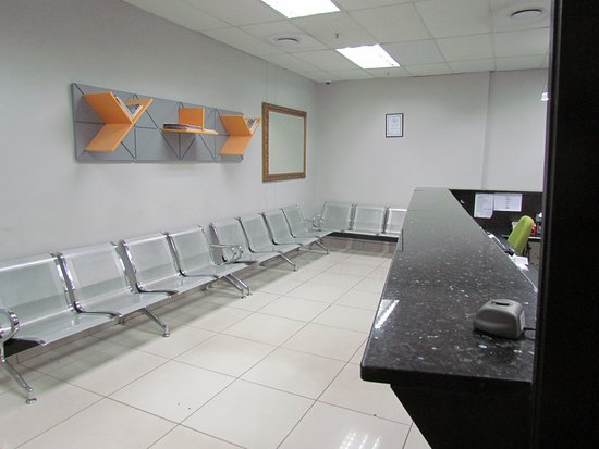 Seaboard Hotel & Holiday Apartments : Reception Area