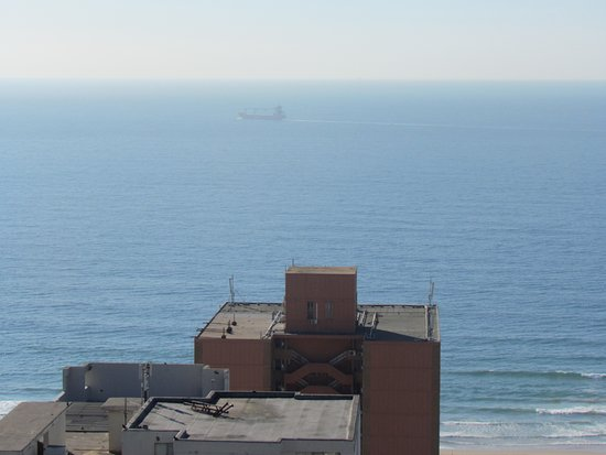 Seaboard Hotel & Holiday Apartments : View from building