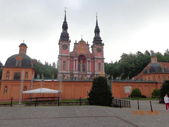 Sanktuarium Maryjne W świętej Lipce Picture Of Swieta Lipka