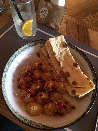 Tishe Myshi: Хумус