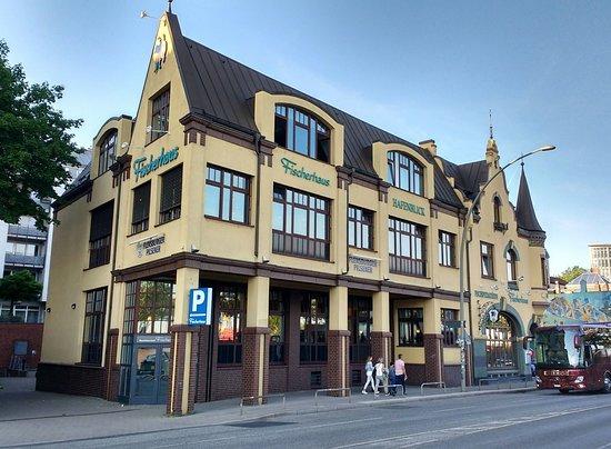 Fischerhaus Restaurant: Exterieur
