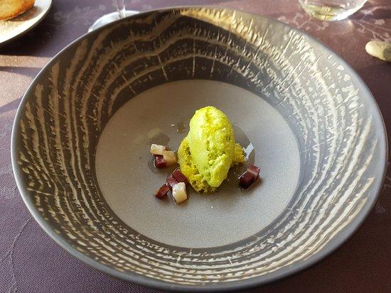 Restaurant La Balette : Primer plato.