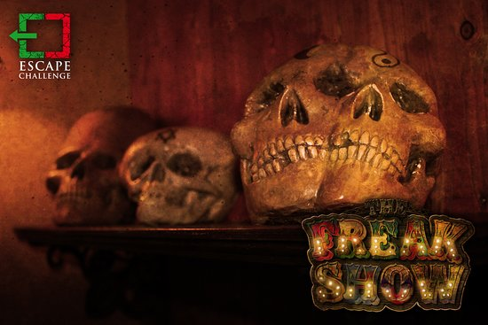 Escape Challenge: Not everyone survives to tell the story, but it's a lot of fun...really!!