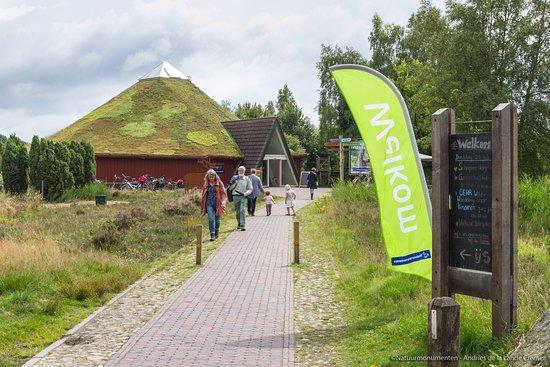 Ruinen, The Netherlands: Bezoekerscentrum Dwingelderveld
