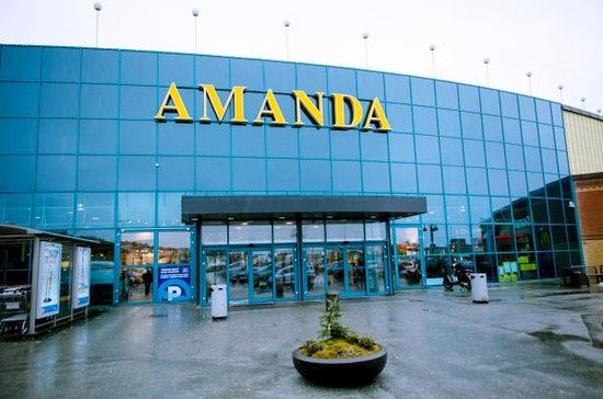 ‪Amanda Shopping Center‬