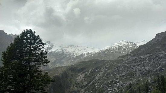 Rohtang Pass ภาพถ่าย