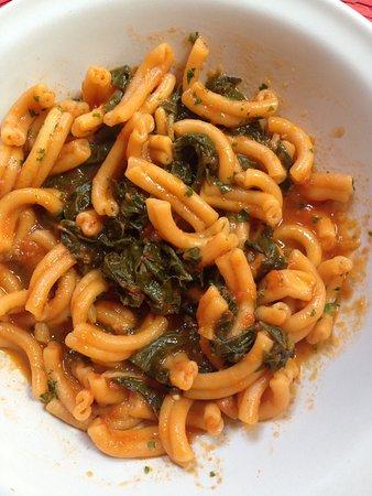 Restaurante Pizzeria Napoli: Ahora pasta corta casera 100%semola