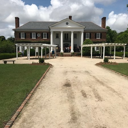 Potret Boone Hall Plantation