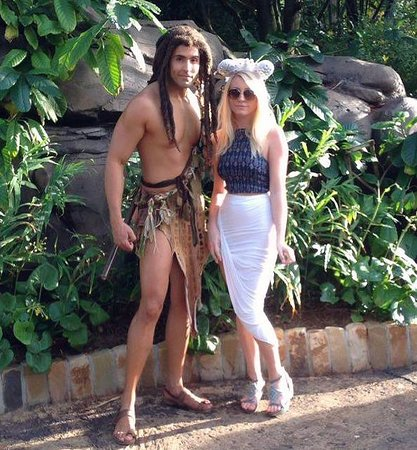 Disney's Animal Kingdom : Tarzan