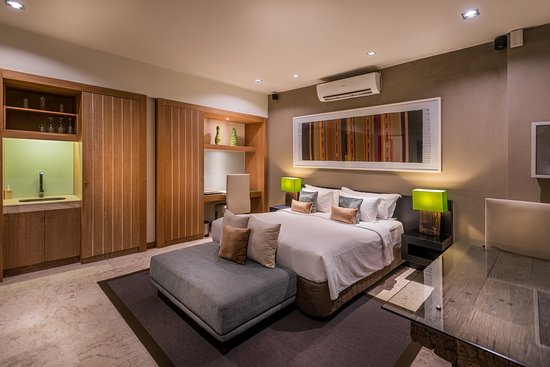 Cicada Luxury Townhouses: Executive Studio - Plunge Pool