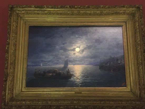 Faberge Museum: Айвазовский
