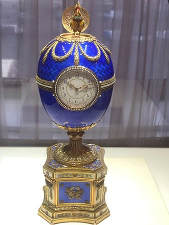 Faberge Museum: знаменитые яйца