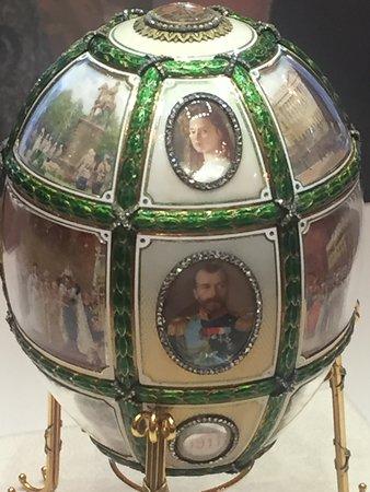 Faberge Museum: еще