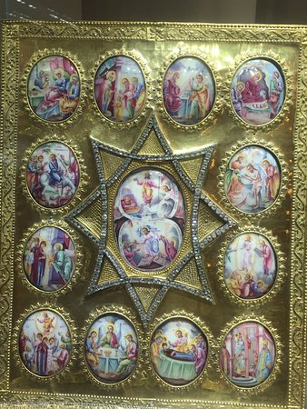 Faberge Museum: иконы