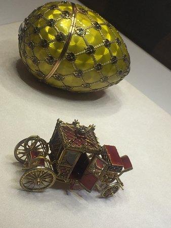 Faberge Museum: яйцо