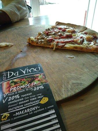 Da Vinci restauracja & pizzeria