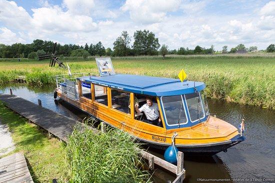 Sint Jansklooster, Nederland: Nationaal Park Wierribben-Wieden