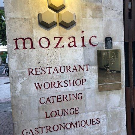 Mozaic Restaurant Gastronomique照片