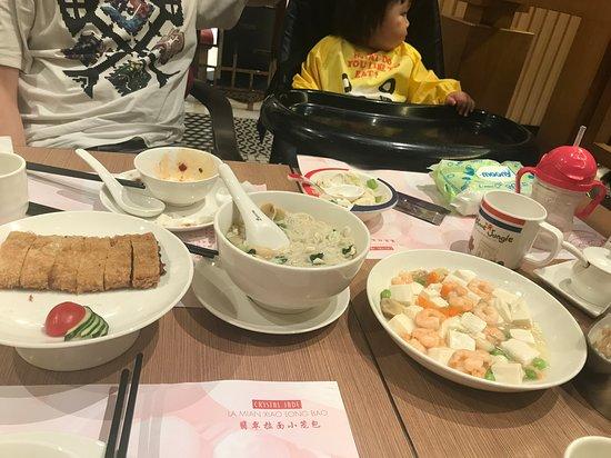 Crystal Jade La Mian Xiao Long Bao: Nice dinner