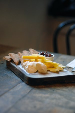 Hatch & Sons, Hugh Lane Gallery: You simply can't beat good Irish cheese
