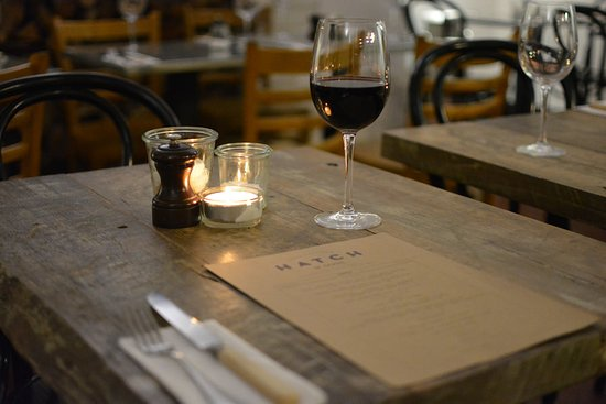 Hatch & Sons, Hugh Lane Gallery: Enjoy a glass of fine wine with your meal