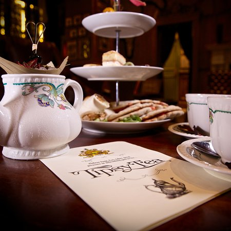 Mr Fogg's Residence: Tipsy Tea