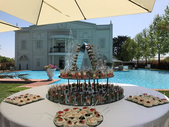 Villa Renoir Restaurant: villa renoir ristorante per matrimonio legnano