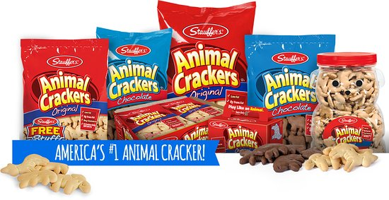 ‪‪York‬, بنسيلفانيا: Home of America's #1 Animal Crackers‬